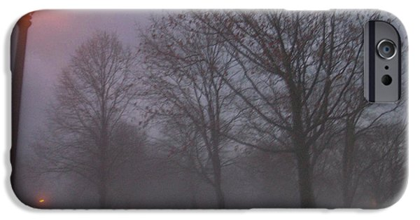 Recently Sold -  - Winter iPhone Cases - January fog 3 iPhone Case by Anita Burgermeister