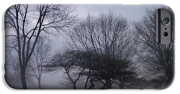 Recently Sold -  - Winter iPhone Cases - January fog 6 iPhone Case by Anita Burgermeister