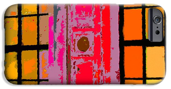 Japan House iPhone Cases - Japan House iPhone Case by David Lee Thompson