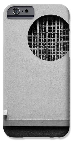 Facade iPhone Cases - Japanese texture #34 iPhone Case by Hieu Tran