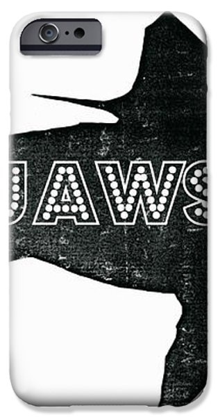 Jawsome iPhone Case by Michelle Calkins
