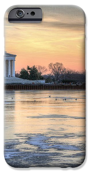 Jefferson iPhone Case by JC Findley