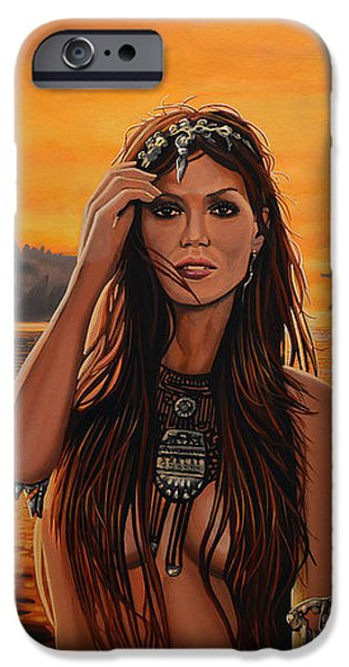 Culture iPhone Cases - Jewels Of Costa Rica iPhone Case by Paul Meijering