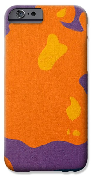 Jimi Hendrix iPhone Case by Michael Ringwalt