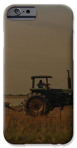 JOHN DEERE ARKANSAS iPhone Case by ROB HANS
