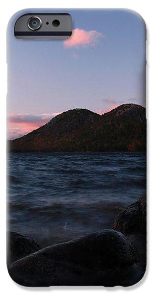 Jordan Pond iPhone Case by Juergen Roth