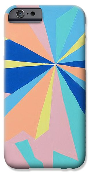 JUST CRAZY iPhone Case by Robert Margetts