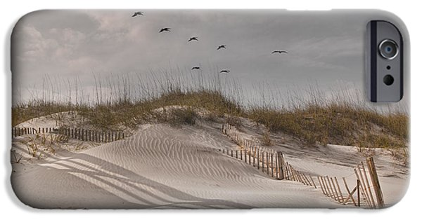 Cutler iPhone Cases - Just for You Outer Banks NC iPhone Case by Betsy C  Knapp