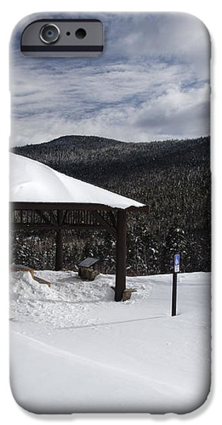 Kancamagus Highway - White Mountains New Hampshire iPhone Case by Erin Paul Donovan