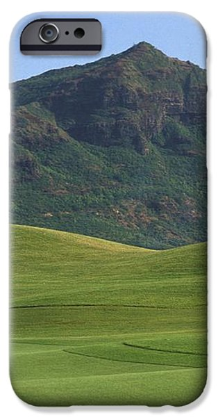 Kauai Marriott Golf Cours iPhone Case by William Waterfall - Printscapes