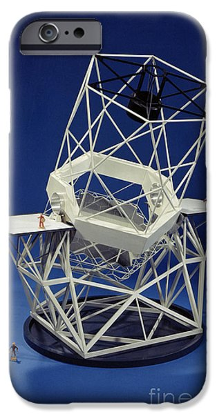 Keck iPhone Cases - Keck Observatorys Ten Meter Telescope iPhone Case by Science Source