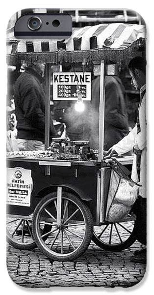 Kestane in Istanbul iPhone Case by John Rizzuto