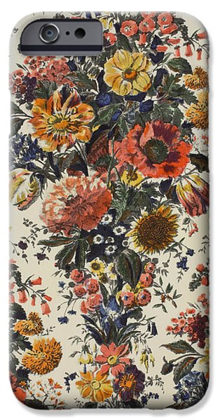 Flora Drawings iPhone Cases - Kew Gardens iPhone Case by Harry Wearne