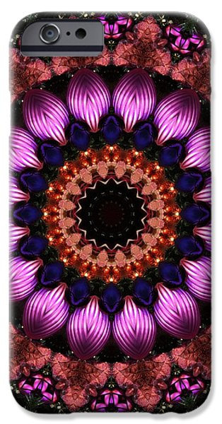 Klassy Kaleidoscope iPhone Case by Lyle Hatch