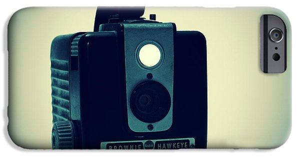 Film iPhone Cases - Kodak Brownie iPhone Case by Bob Orsillo