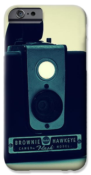 Kodak Brownie iPhone Case by Bob Orsillo