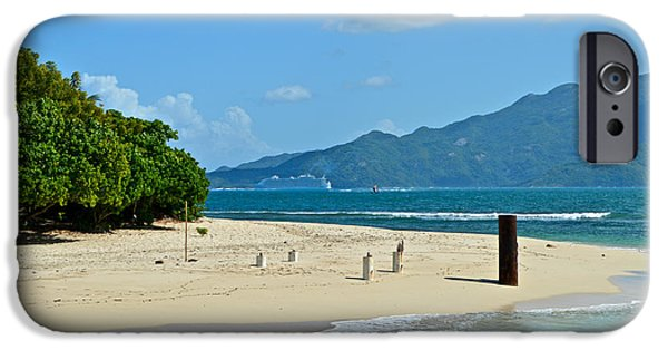 Norway iPhone Cases - Labadie or Labadee - either way its  A Haitian paradise iPhone Case by Colin Perkins