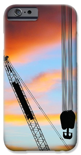 Business iPhone Cases - Labuan Shipyard 2AM-117395 iPhone Case by Andrew McInnes