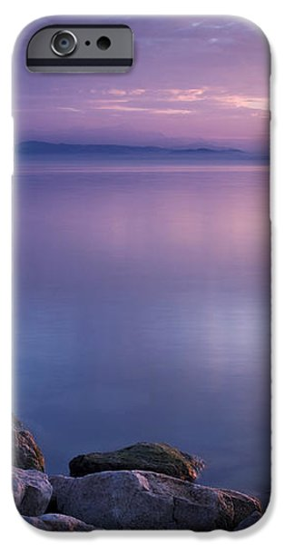 Lake Constance iPhone Case by Silke Magino