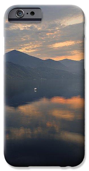 Lake Orta iPhone Case by Joana Kruse