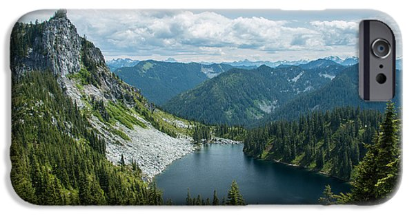 Epic iPhone Cases - Lake Valhalla iPhone Case by Ryan McGinnis