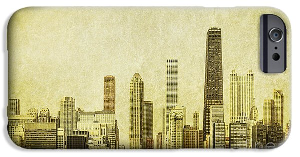 Windy City iPhone Cases - Lakeside Views iPhone Case by Andrew Paranavitana