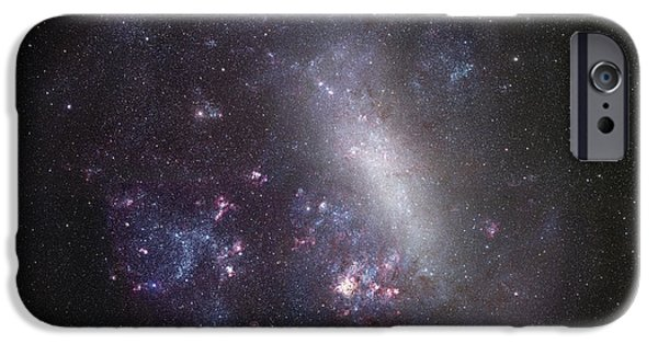 Stellar iPhone Cases - Large Magellanic Cloud iPhone Case by Robert Gendler