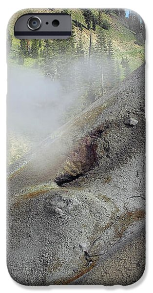 Lassen Volcanic Wilderness iPhone Case by Christine Till