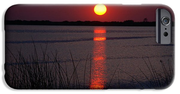 Fireball iPhone Cases - Last Minutes of the Day iPhone Case by Susanne Van Hulst