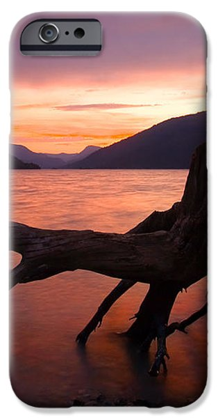 Left Behind iPhone Case by Mike  Dawson