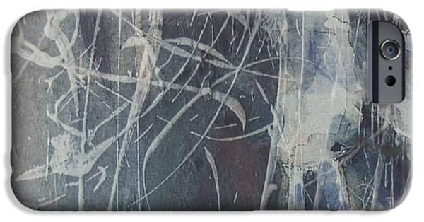 Celebrities Art iPhone Cases - Leonard Cohen iPhone Case by Paul Lovering