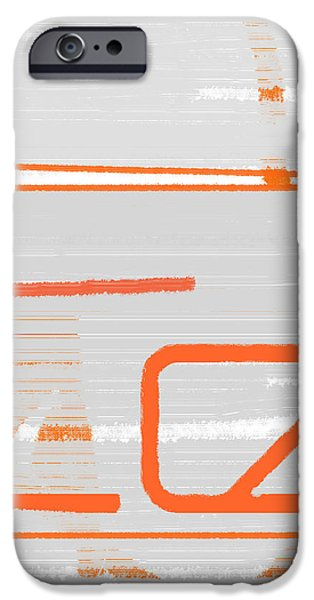 Let iPhone Case by Naxart Studio