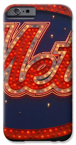 Lets Go Mets iPhone Case by Richard Bryce and Family