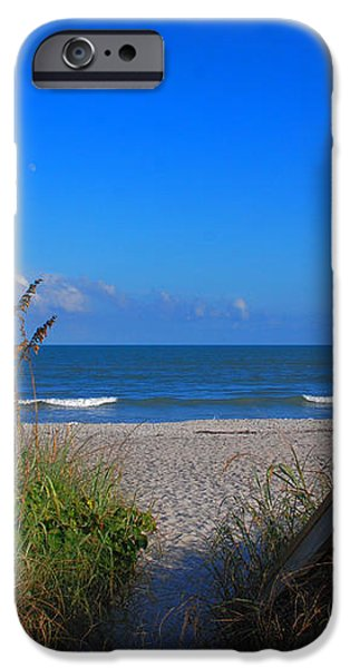 Lets go to the beach iPhone Case by Susanne Van Hulst