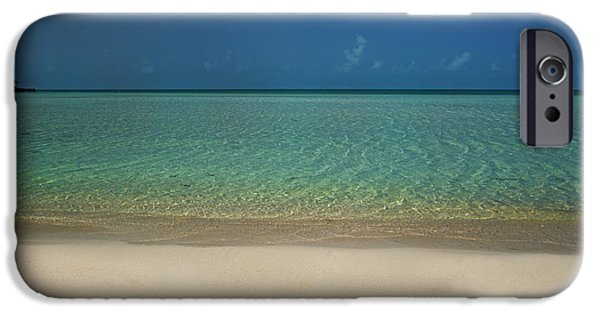Cutler iPhone Cases - Lifes A Beach iPhone Case by Betsy C  Knapp