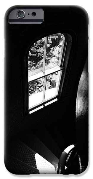 Facade iPhone Cases - Light And Dark iPhone Case by Marcia Lee Jones