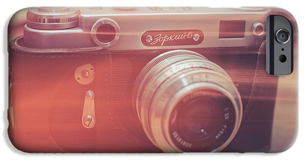 Camera iPhone Cases - Light iPhone Case by Ondrej Supitar