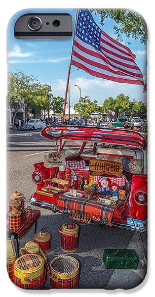 July iPhone Cases - Like the 4th of July iPhone Case by Peter Tellone