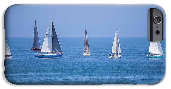 Recently Sold -  - Sailing iPhone Cases - Lipton Cup iPhone Case by Ann Flugge