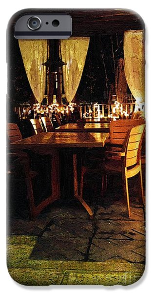 Furniture iPhone Cases - Lit for Love iPhone Case by RC deWinter
