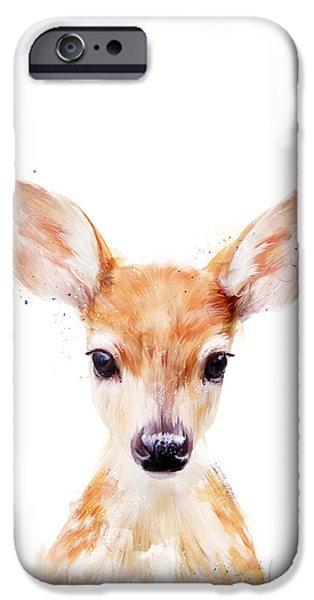 Little Deer IPhone 6 Case by Amy Hamilton