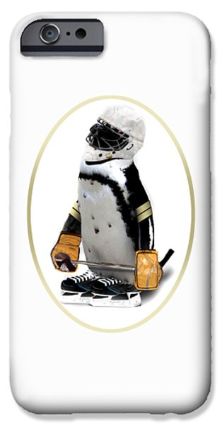 Mascots Mixed Media iPhone Cases - Little Mascot iPhone Case by Gravityx9   Designs