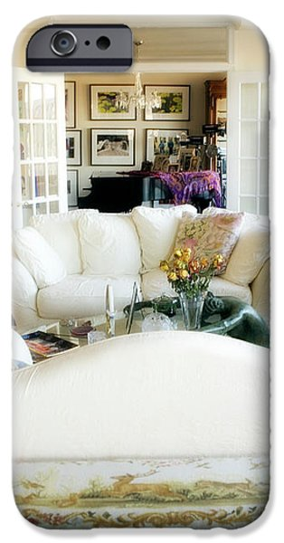 Living Room IV iPhone Case by Madeline Ellis