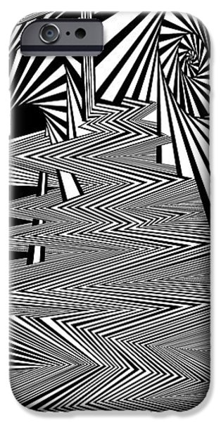 Virtual iPhone Cases - Long Countdown iPhone Case by Douglas Christian Larsen