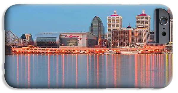 Louisville iPhone Cases - Long Louisville iPhone Case by Frozen in Time Fine Art Photography