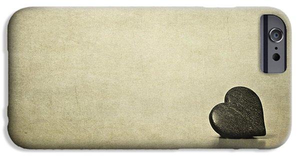 Shape iPhone Cases - Longing iPhone Case by Evelina Kremsdorf