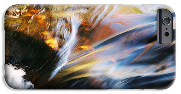 Abstract Forms Photographs iPhone Cases - Lorelei iPhone Case by Joanne Baldaia - Printscapes