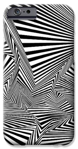 Virtual iPhone Cases - Lost Art iPhone Case by Douglas Christian Larsen