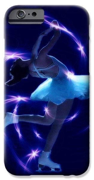 Lost in a Moment  iPhone Case by Cathy  Beharriell