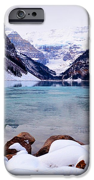 Louise Ice iPhone Case by Andrea Hazel Ihlefeld